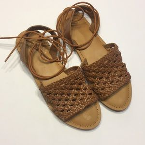 Urban Outfitters Size 8 Gladiator Sandals